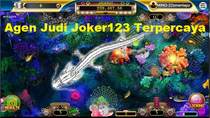 Agen Judi Joker123 Terpercaya