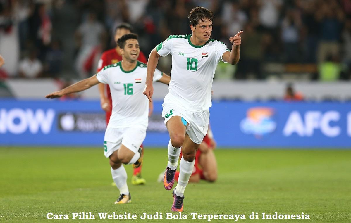 Cara Pilih Website Judi Bola Terpercaya di Indonesia