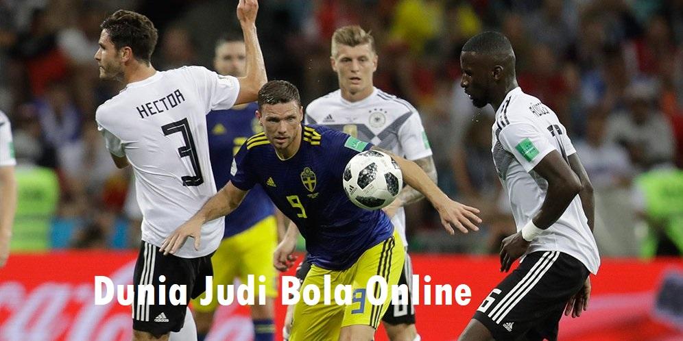 Dunia Judi Bola Online Terpercaya