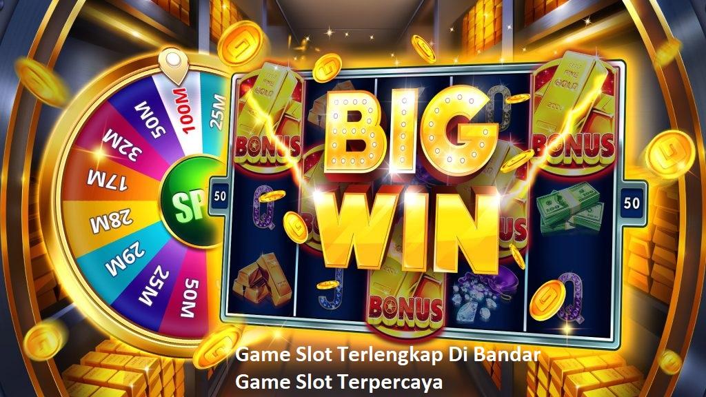 Game Slot Terlengkap Di Bandar Game Slot Terpercaya